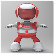 tosy disco robot instructions