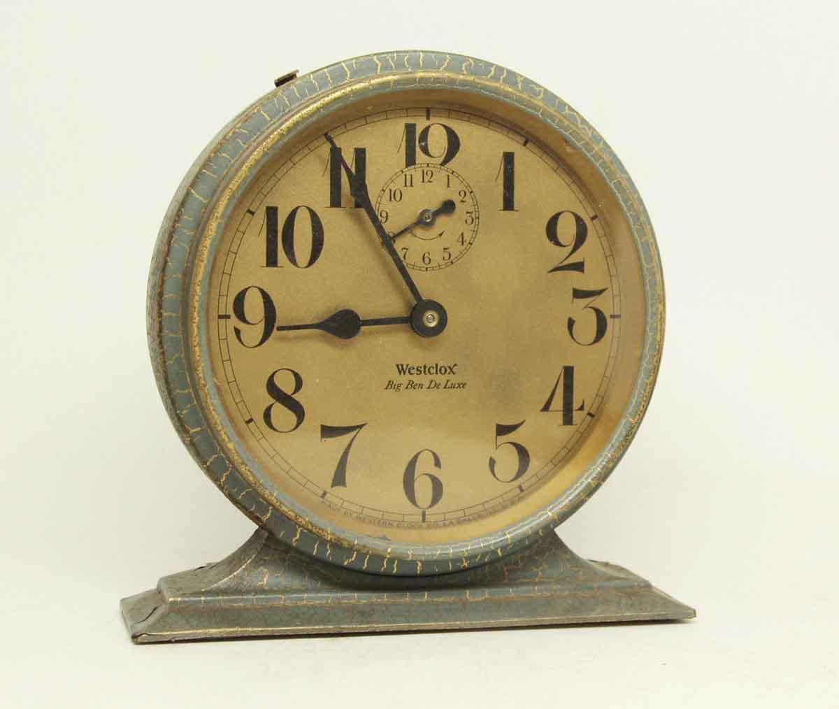 westclox big ben alarm clock instructions