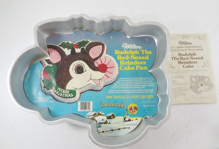 wilton pony cake pan instructions