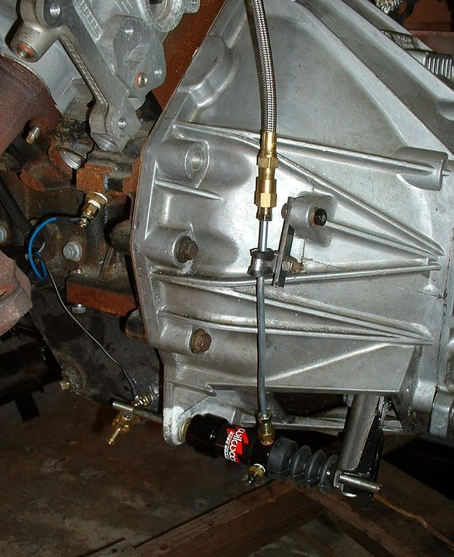 wilwood clutch master cylinder install instructions